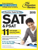 11 Practice Tests for the SAT and PSAT  2015 Edition PDF