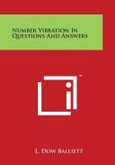 Number Vibration in Questions and Answers PDF