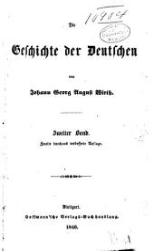 Die Geschichte der Deutschen: Band 2
