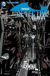 Detective Comics (2011-) #35