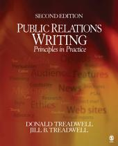 Public Relations Writing: Principles in Practice, Edition 2