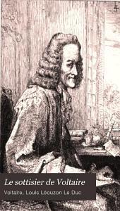 Le sottisier de Voltaire