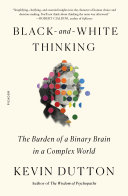 Download Black and White Thinking Book