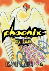 Phoenix, Vol. 7: Civil War:, Part 1