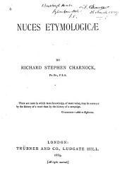 Nuces Etymologicaæ