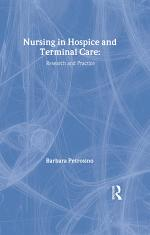 Nursing in Hospice and Terminal Care