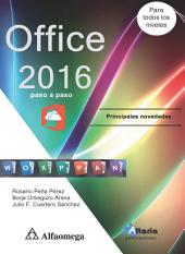 Office 2016 - Paso a paso