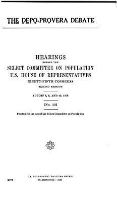 The Depo Provera Debate PDF