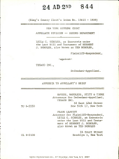 New York Supreme Court Appellate Division-Secpnd Department