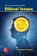 Looseleaf for Thinking Critically About Ethical Issues PDF