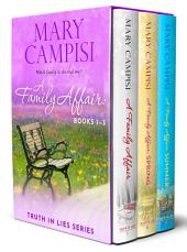 Truth in Lies Boxed Set: Books 1-3, Books 1-3