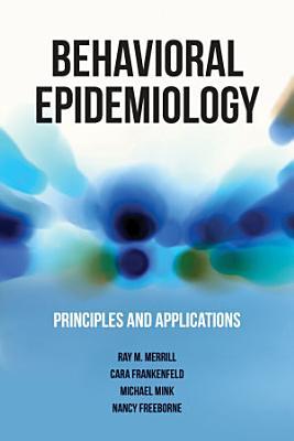 Behavioral Epidemiology PDF