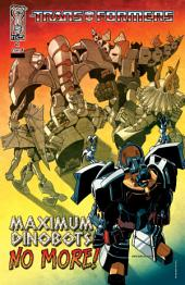 Transformers: Maximum Dinobots #2
