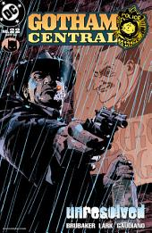 Gotham Central (2002-) #22