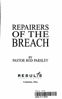 Repairers of the Breach PDF