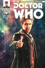 Doctor Who: The Eighth Doctor #1