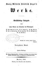 Vorlesungen über die Geschichte der Philosophie: Band 1