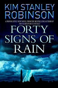 Forty Signs of Rain Book