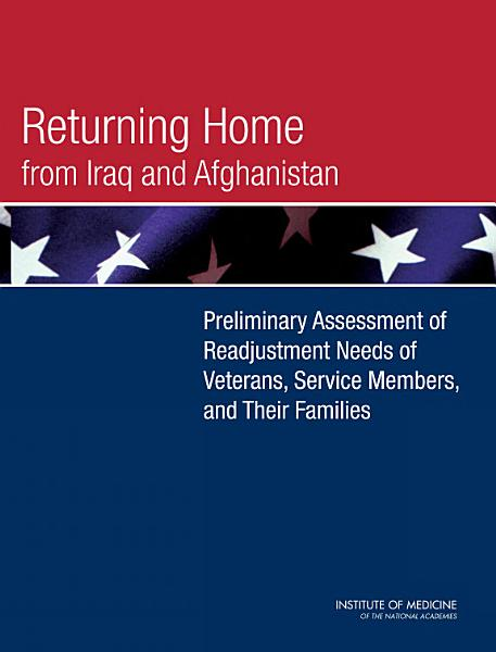 Download Returning Home from Iraq and Afghanistan Book