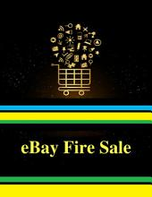 eBay Fire Sale