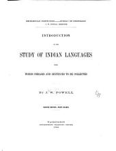 Introduction to the Study of Indian Languages: With Words, Phrases and Sentences to be Collected