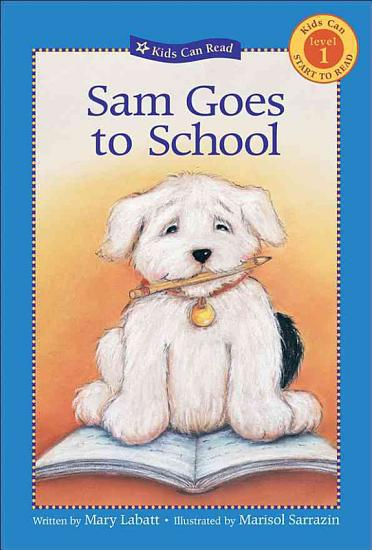 Sam Goes to School PDF