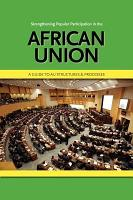 Strengthening Popular Participation in the African Union PDF
