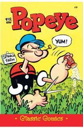 Popeye Classics #19