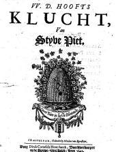 W.D. Hooft's Klucht, van Styve Piet: Volume 1