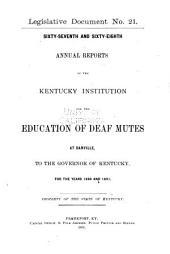 Kentucky Public Documents: Volume 4