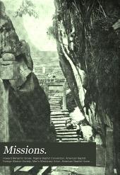 Missions: American Baptist International Magazine, Volume 3