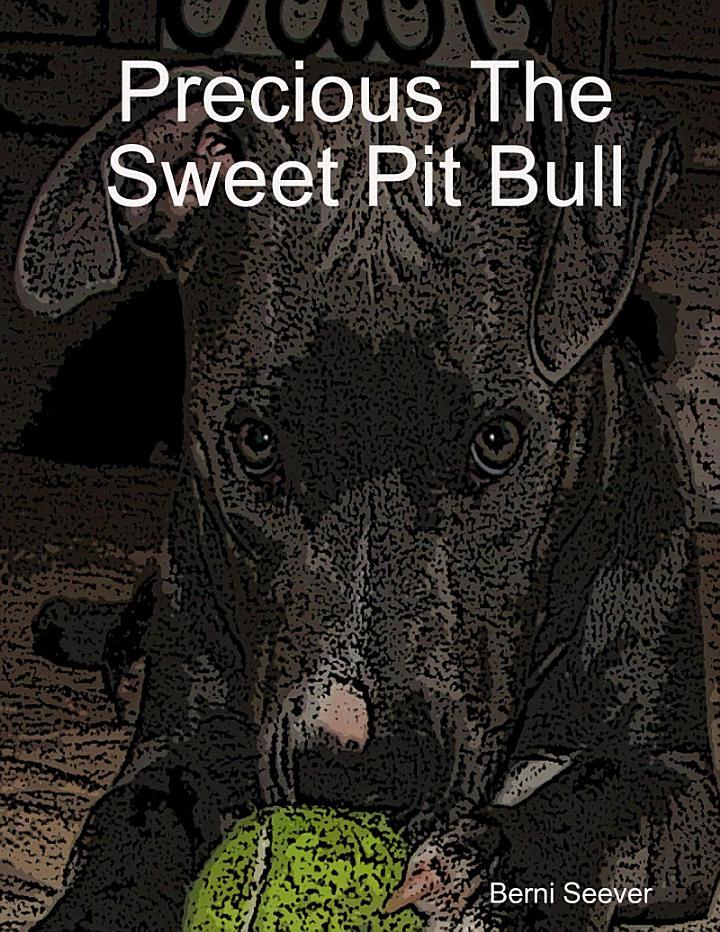 Precious the Sweet Pit Bull