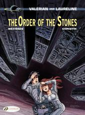 Valerian & Laureline - Volume 20 - The Order of the Stones