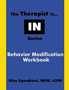 Behavior Modification Workbook Book
