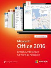 Microsoft Office 2016  Microsoft Press  PDF