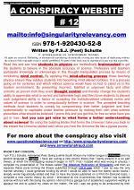 A Conspiracy Website # 12
