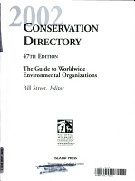 2002 Conservation Directory PDF