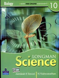 Longman Science Biology 10 Book