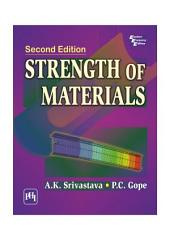 STRENGTH OF MATERIALS: Edition 2