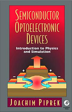 Semiconductor Optoelectronic Devices PDF