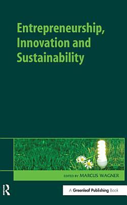 Entrepreneurship  Innovation and Sustainability