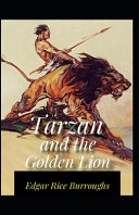 Tarzan and the Golden Lion Illustrated Edition PDF