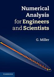 Numerical Analysis for Engineers and Scientists PDF