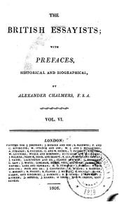 The British essayists: Volume 6