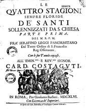 Prediche de santi... Serafino Leggi