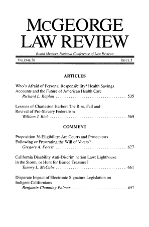 McGeorge Law Review PDF