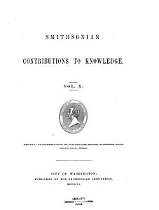 Smithsonian Contributions to Knowledge PDF