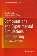 Computational and Experimental Simulations in Engineering PDF