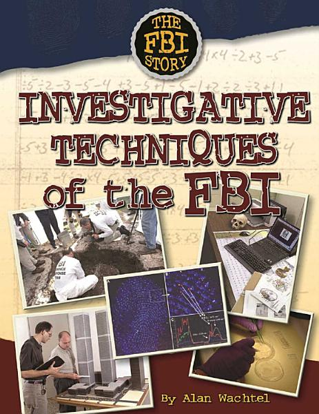 Investigative Techniques of the FBI PDF