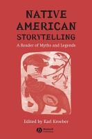 Native American Storytelling PDF